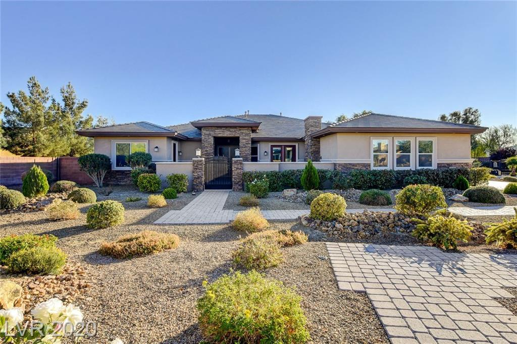 6210 Braided Romel Court Property Photo - Las Vegas, NV real estate listing