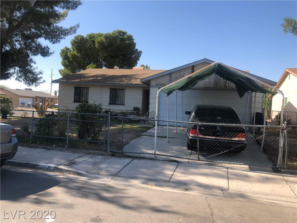 2717 San Vincente Street Property Photo - Las Vegas, NV real estate listing