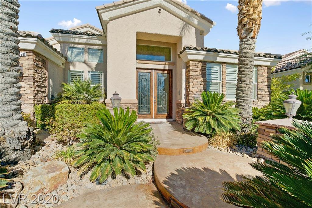 5598 Exotic Rosette Avenue Property Photo - Las Vegas, NV real estate listing