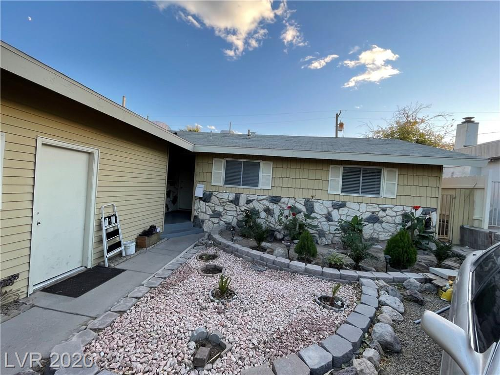 1819 Renada Circle Property Photo - North Las Vegas, NV real estate listing