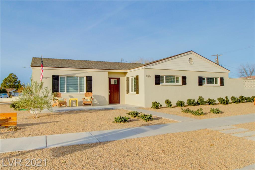 850 Avenue K Property Photo - Boulder City, NV real estate listing