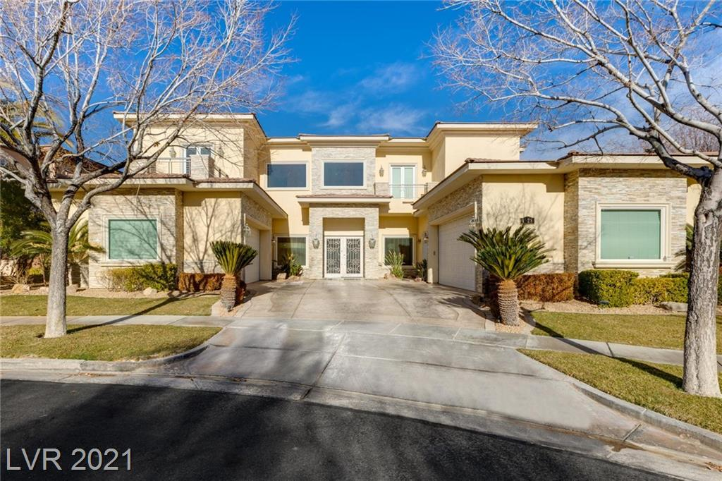 9328 TOURNAMENT CANYON Drive Property Photo - Las Vegas, NV real estate listing