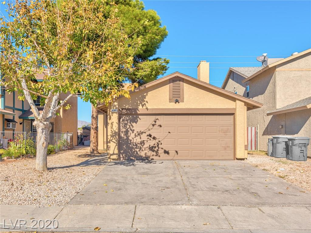 4160 Tolkien Avenue Property Photo - Las Vegas, NV real estate listing