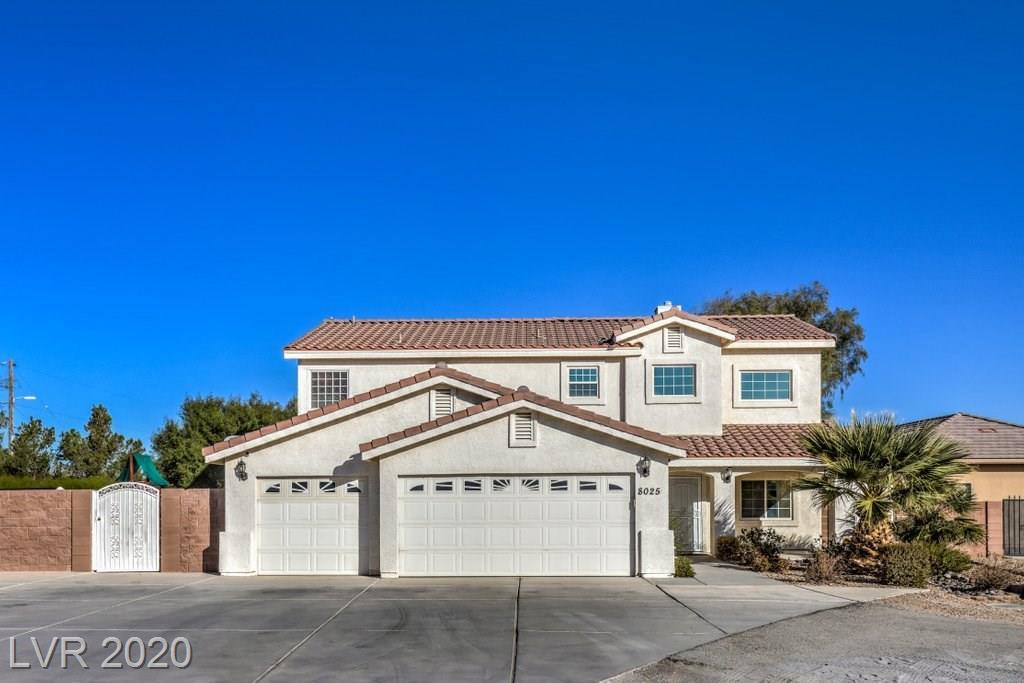 8025 Gilespie Street Property Photo - Las Vegas, NV real estate listing