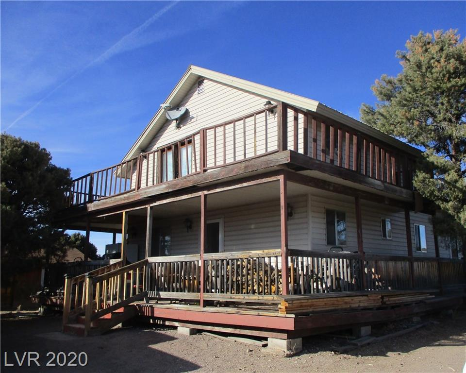 662 Meadow Lane Property Photo - Pioche, NV real estate listing