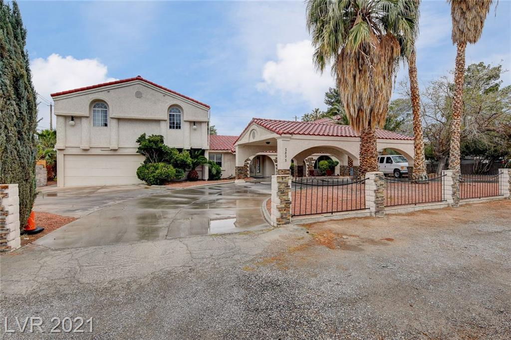 2855 Jones Boulevard Property Photo - Las Vegas, NV real estate listing