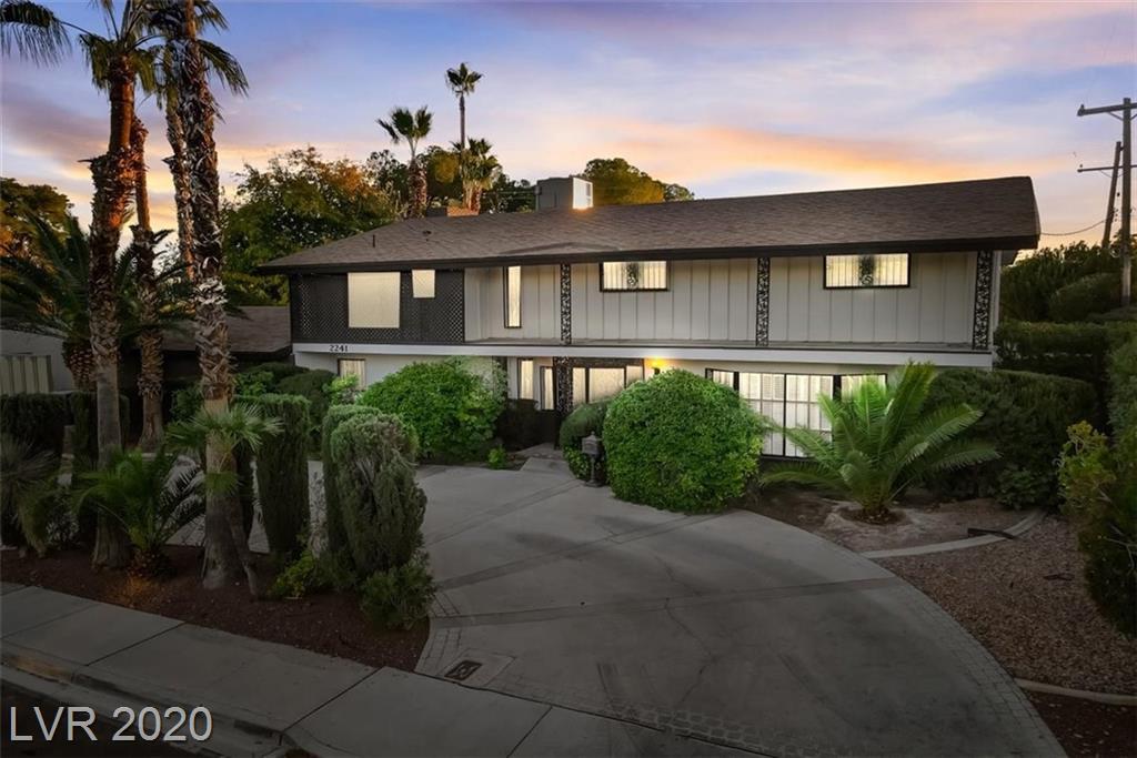2241 Geronimo Way Property Photo - Las Vegas, NV real estate listing
