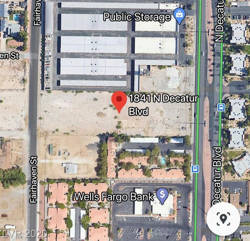 1841 N Decatur Boulevard Property Photo - Las Vegas, NV real estate listing