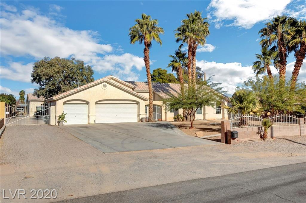 3980 Capovilla Avenue Property Photo - Las Vegas, NV real estate listing