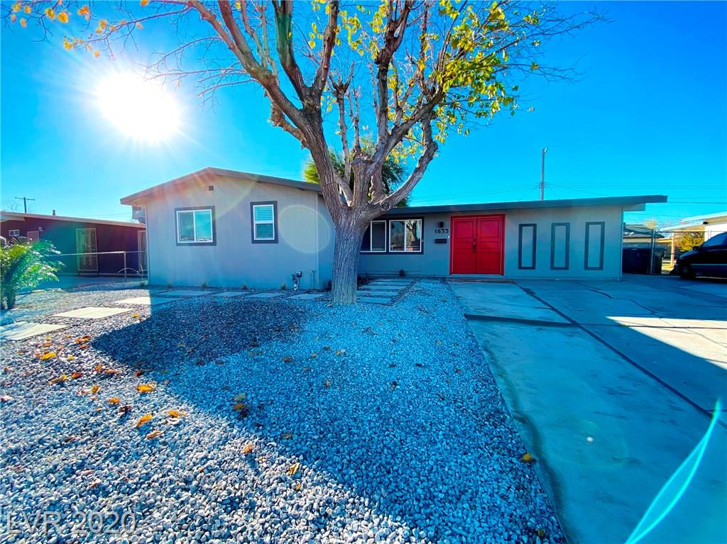 1633 James Street Property Photo - North Las Vegas, NV real estate listing