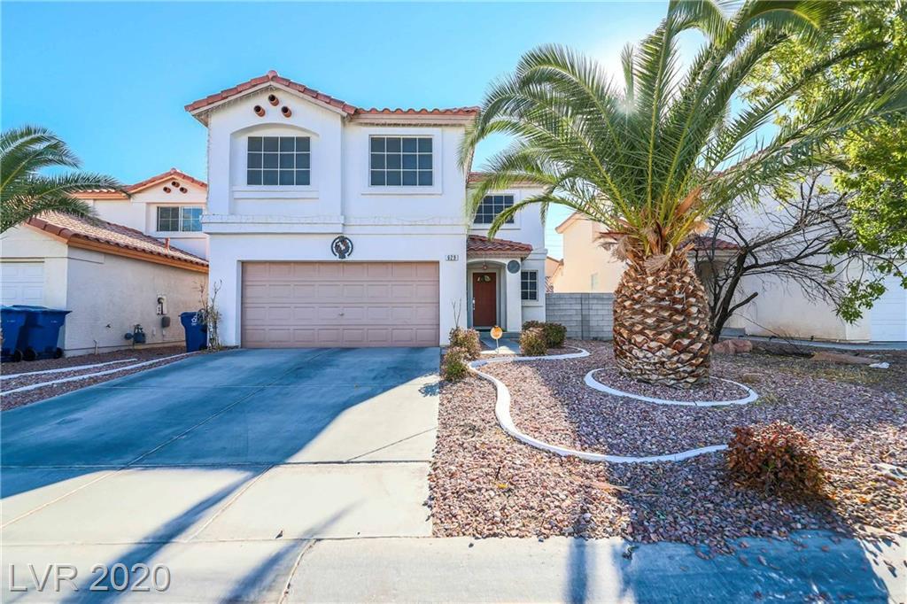629 Persian Violet Avenue Property Photo - Las Vegas, NV real estate listing