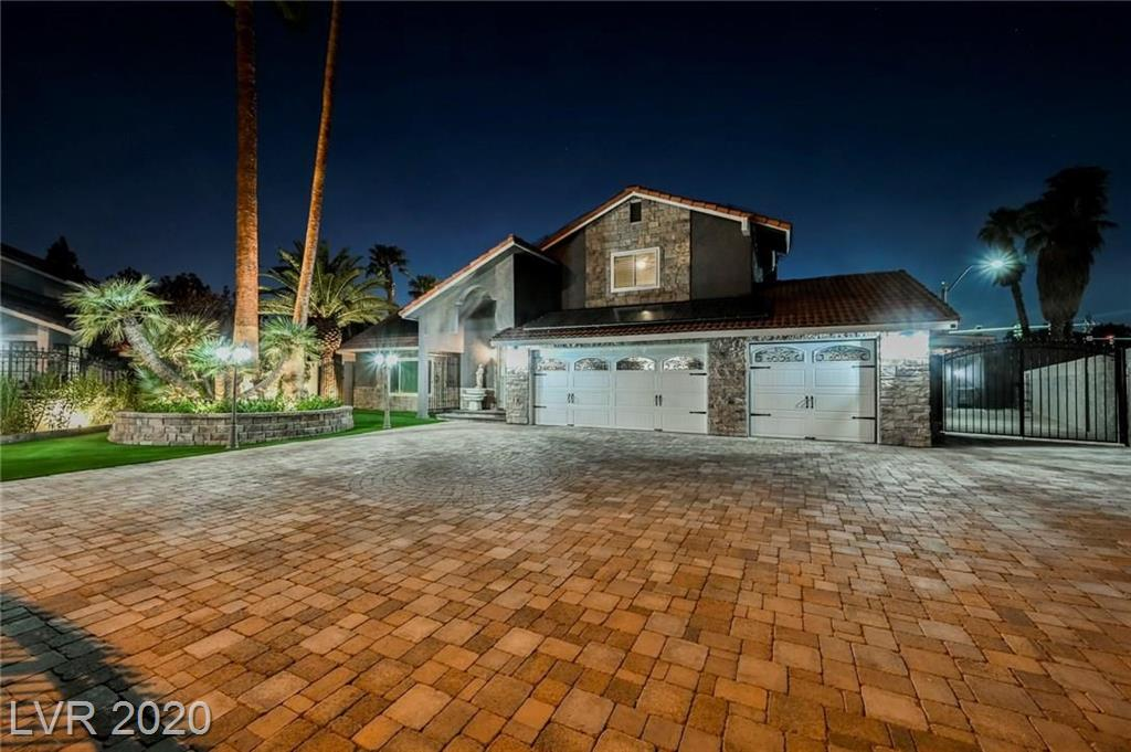 6480 Bristlecone Circle Property Photo - Las Vegas, NV real estate listing