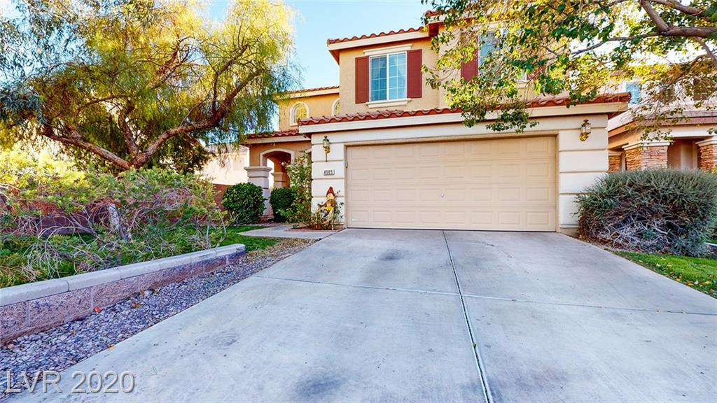 4585 Forest Shadow Avenue Property Photo - Las Vegas, NV real estate listing