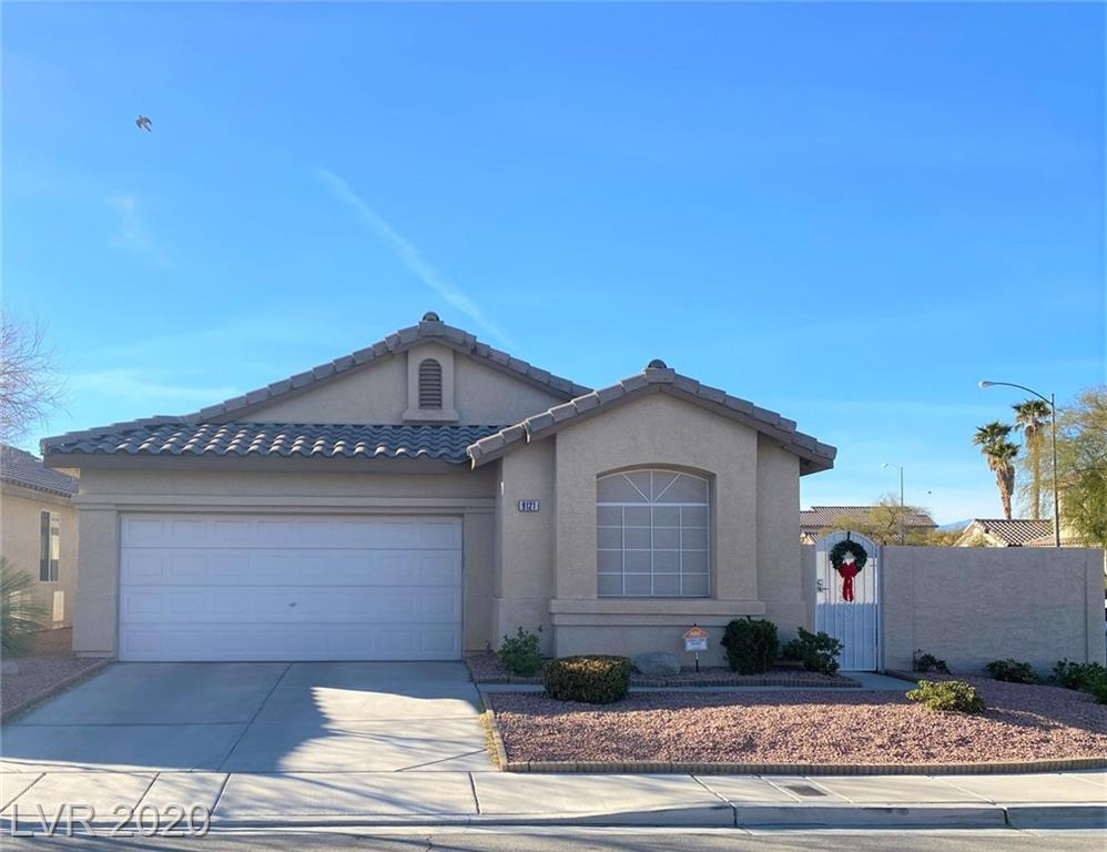9121 Green Thicket Court Property Photo - Las Vegas, NV real estate listing