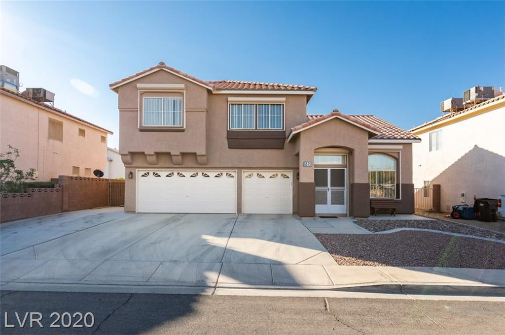 6575 Tulip Garden Drive Property Photo - Las Vegas, NV real estate listing