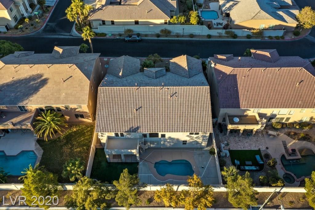 8813 Barium Rock Avenue Property Photo - Las Vegas, NV real estate listing