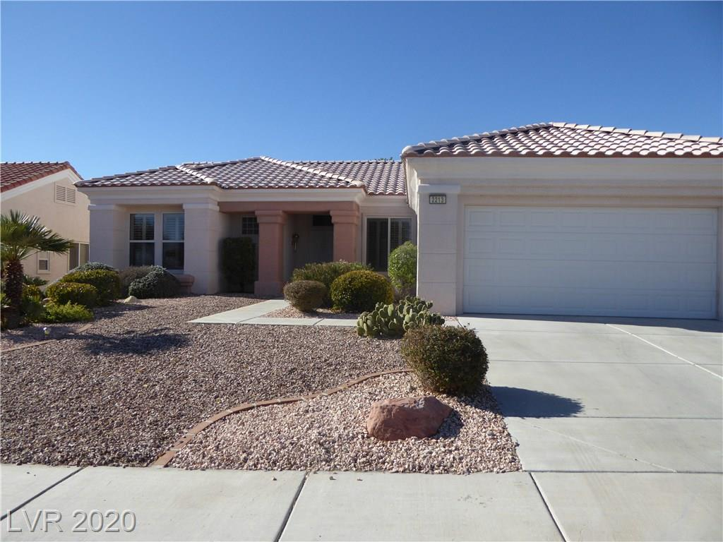 2213 Barbers Point Place Property Photo - Las Vegas, NV real estate listing