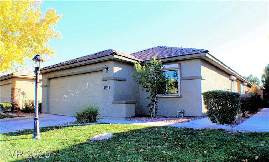 5639 Harbour Pointe Avenue Property Photo - Las Vegas, NV real estate listing