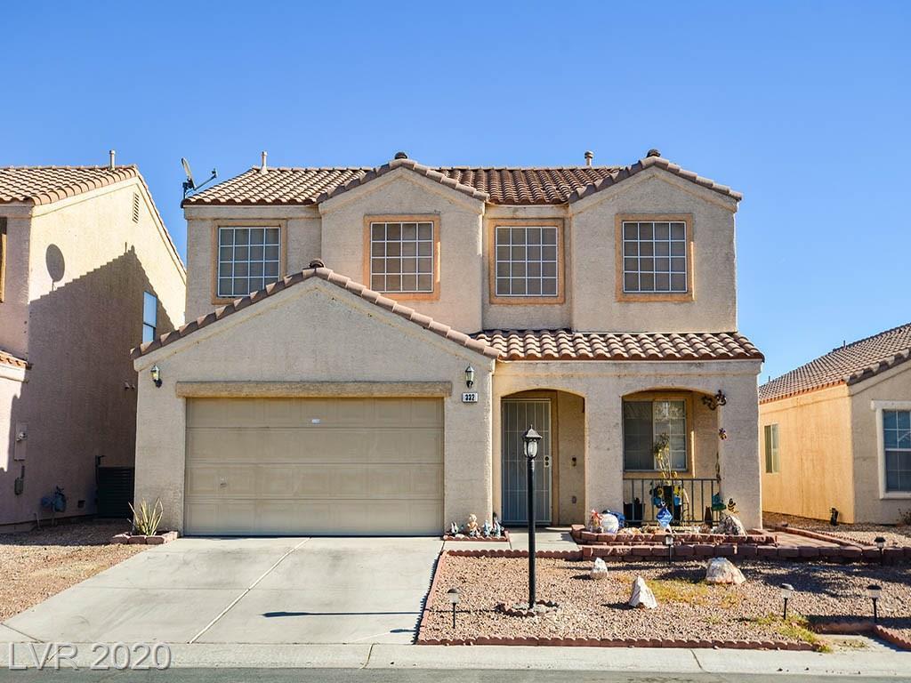 332 Judith Ann Court Property Photo - Las Vegas, NV real estate listing
