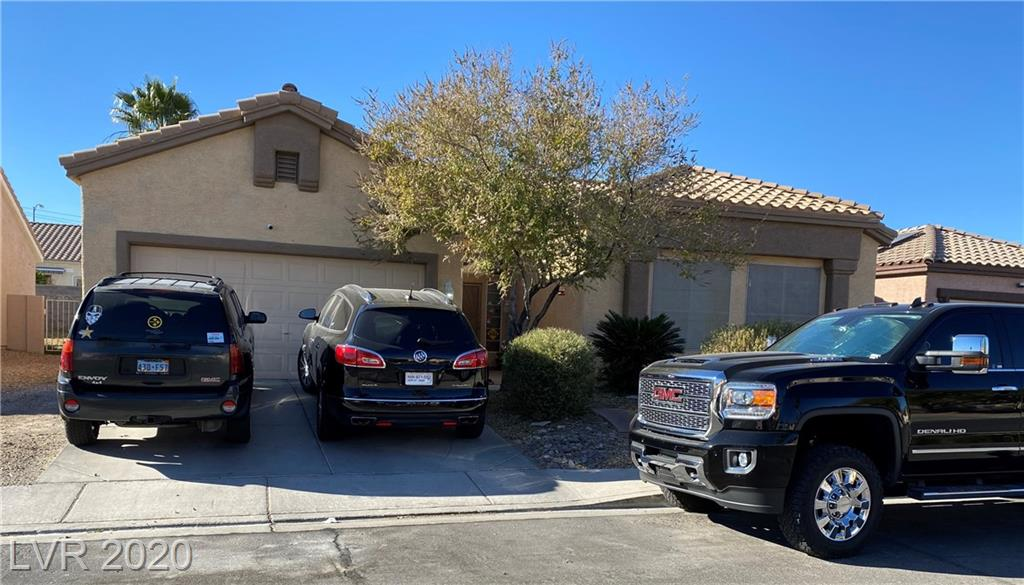 3531 Canter Drive Property Photo - North Las Vegas, NV real estate listing