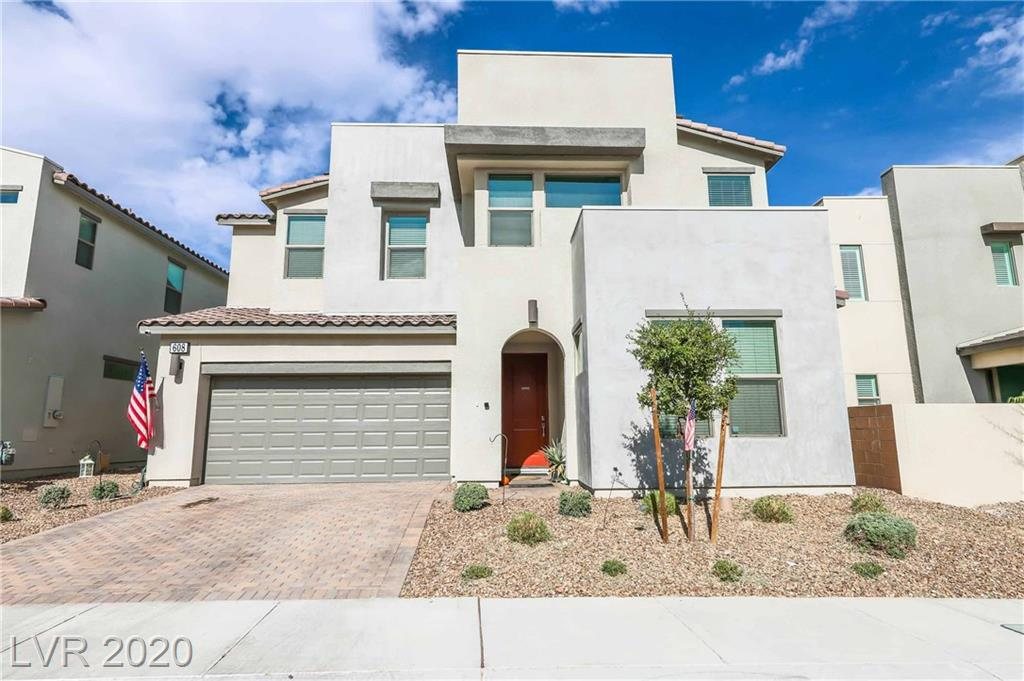 608 Founders Creek Avenue Property Photo - North Las Vegas, NV real estate listing
