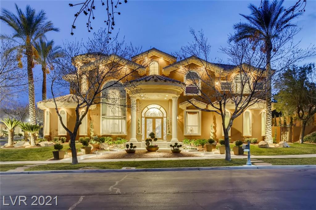 1432 Iron Hills Lane Property Photo - Las Vegas, NV real estate listing