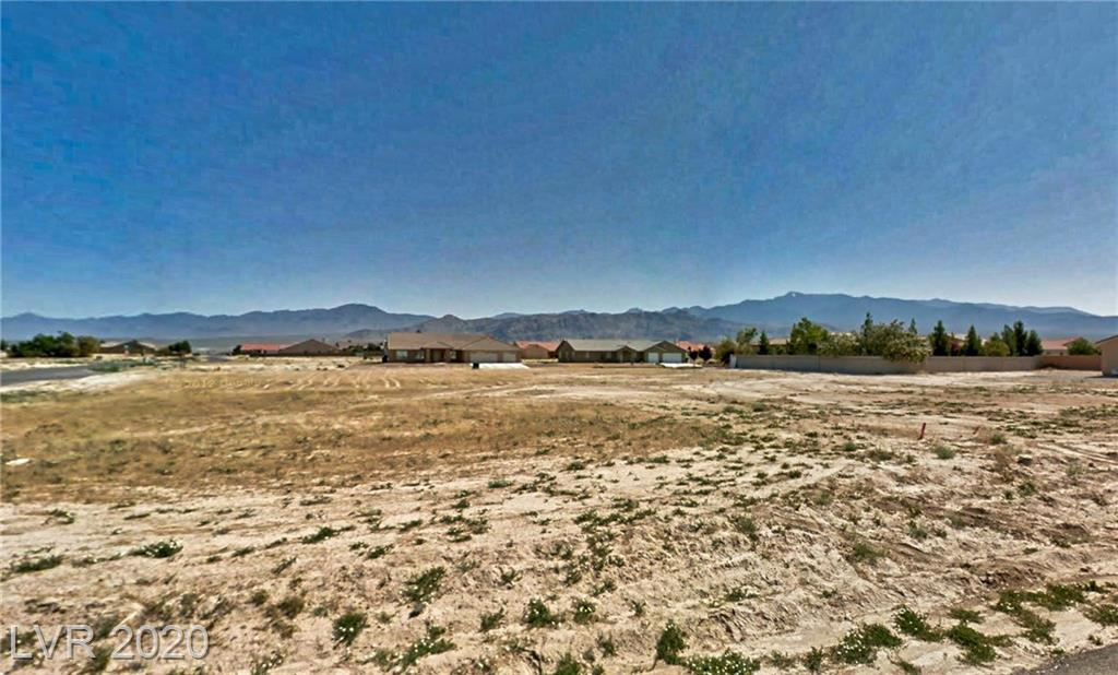 4840 Stubblefield Drive Property Photo - Pahrump, NV real estate listing