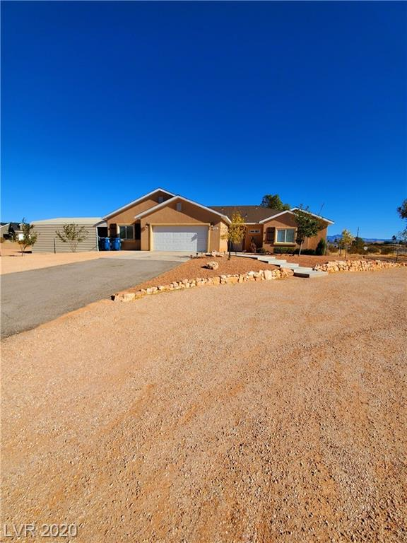 2424 Ash Street Property Photo - Logandale, NV real estate listing
