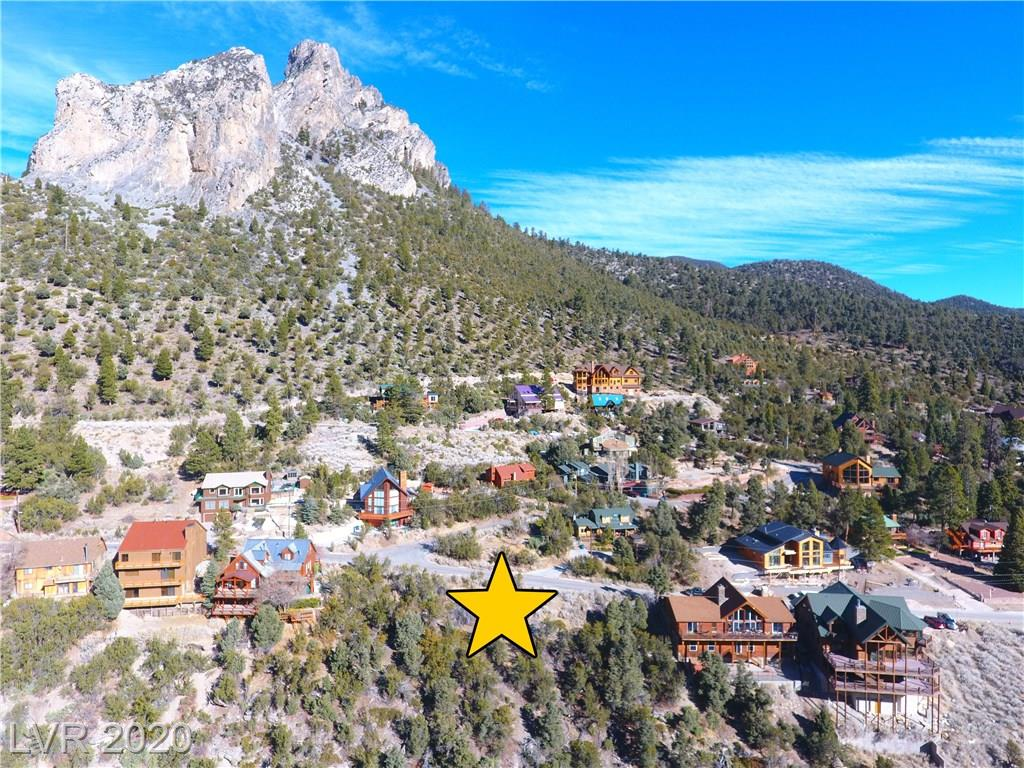 335 Crestview Drive Property Photo - Mount Charleston, NV real estate listing