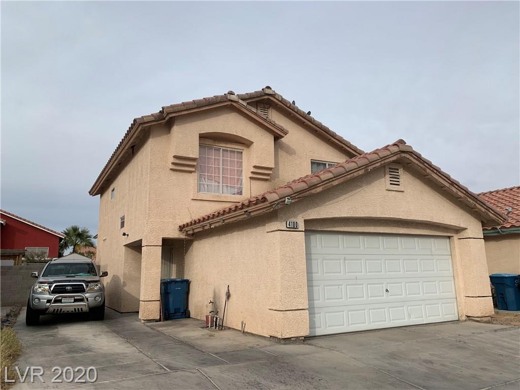 4100 Lighthouse Avenue Property Photo - Las Vegas, NV real estate listing