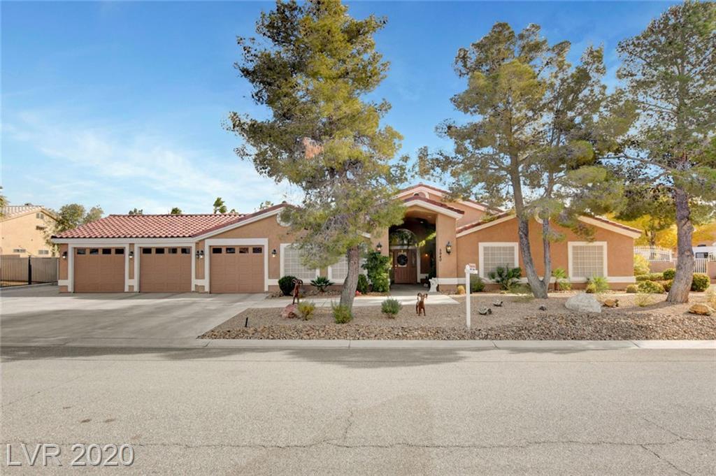 5940 Wasatch Ridge Circle Property Photo - Las Vegas, NV real estate listing