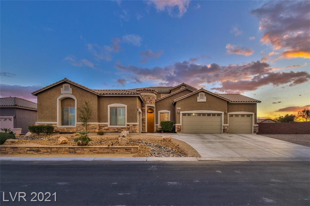 4617 Velvet Crest Lane Property Photo - Las Vegas, NV real estate listing