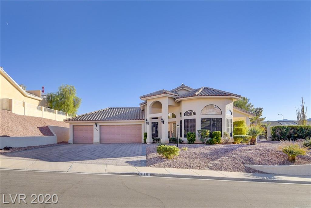936 Pyrite Avenue Property Photo - Henderson, NV real estate listing