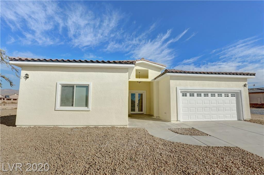 6651 RAINTREE Court Property Photo - Pahrump, NV real estate listing