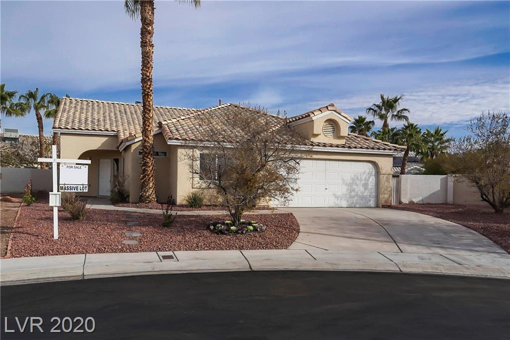 6330 Curlew Drive Property Photo - Las Vegas, NV real estate listing