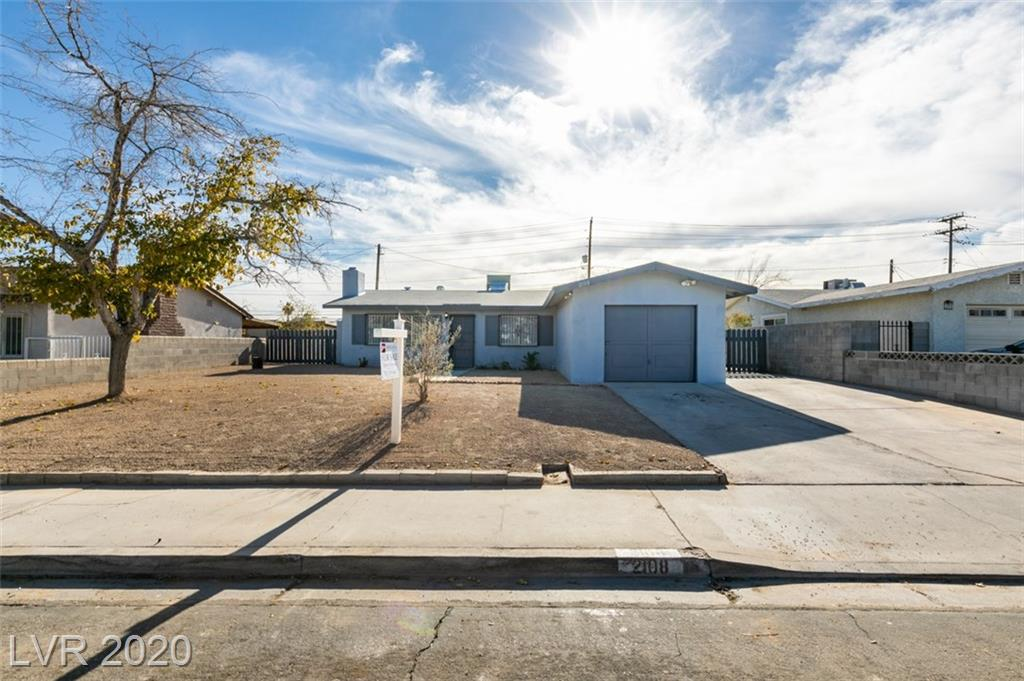 2108 Kirk Avenue Property Photo - Las Vegas, NV real estate listing