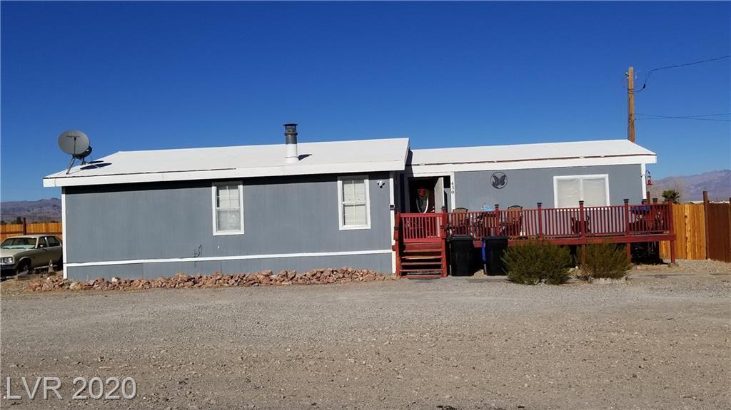 430 Gretta Lane Property Photo - Indian Springs, NV real estate listing