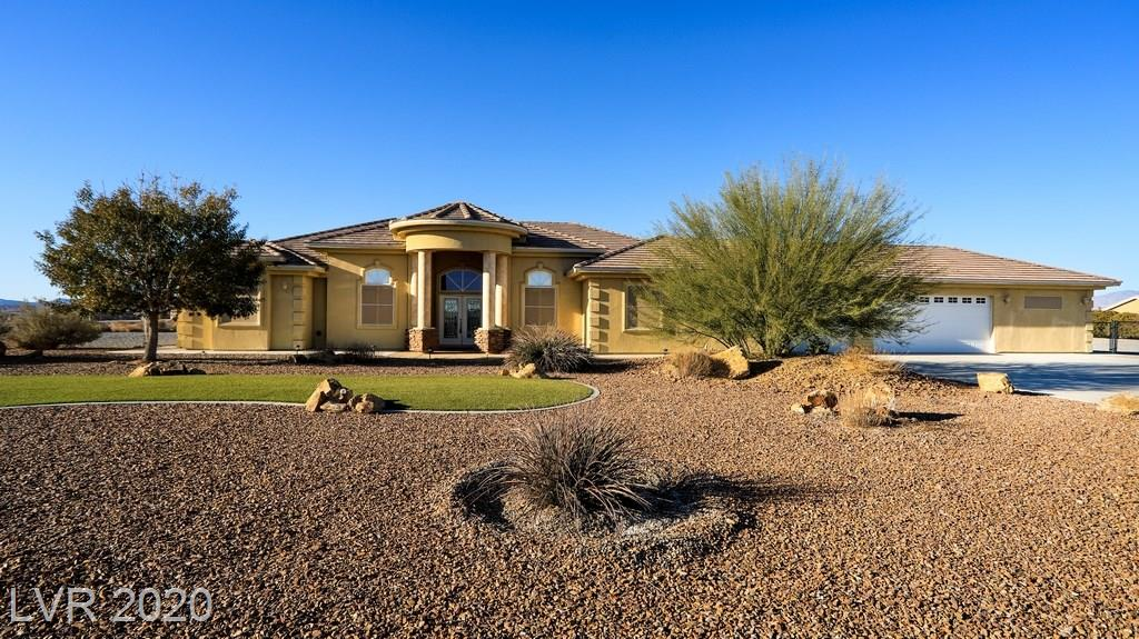 Red Rock Drive Property Photo - Pahrump, NV real estate listing