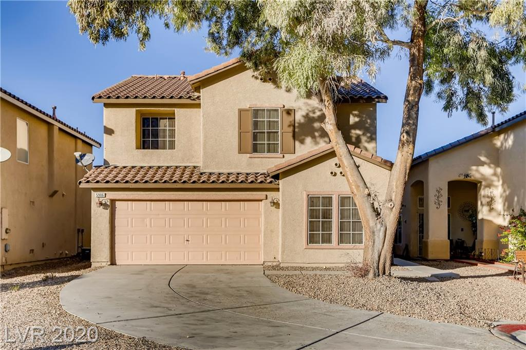 5906 Balsam Pine Drive Property Photo - Las Vegas, NV real estate listing