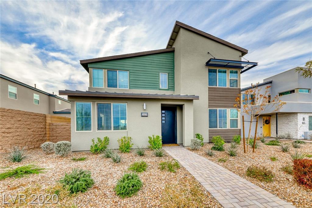 2629 Via Monet Property Photo - Henderson, NV real estate listing