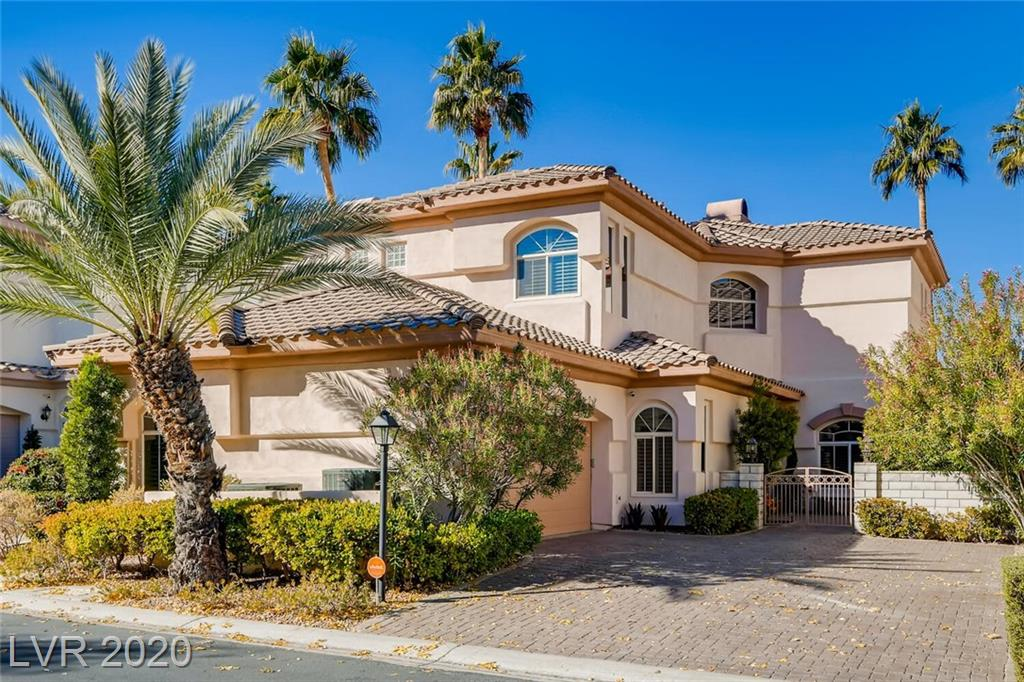 415 Indigo Springs Street Property Photo - Henderson, NV real estate listing