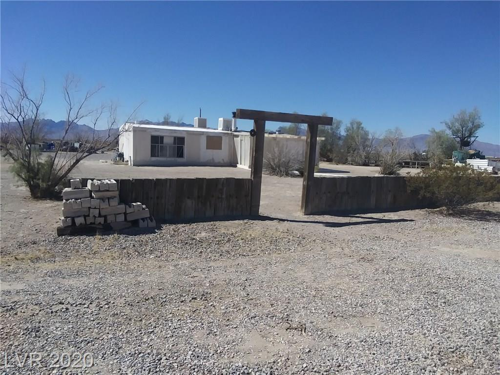 4515 E SAGE Street Property Photo - Amargosa, NV real estate listing