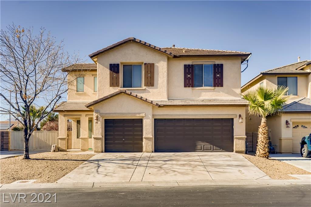 5333 Rizari Court Property Photo - Las Vegas, NV real estate listing