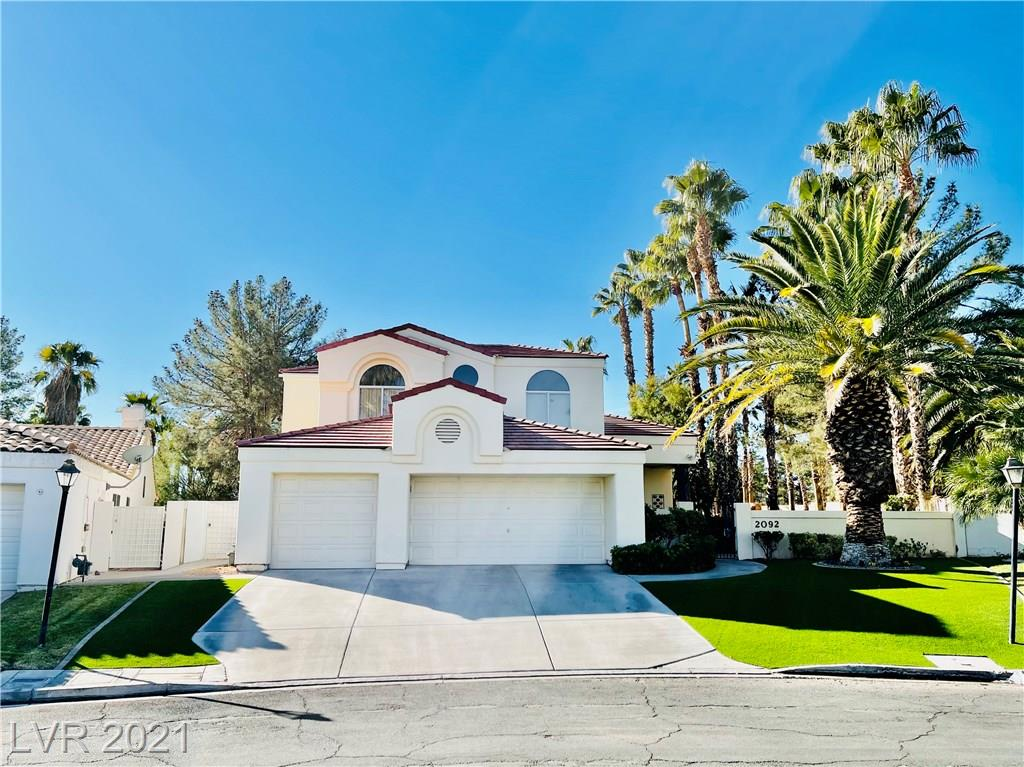 2092 Sutton Way Property Photo - Henderson, NV real estate listing