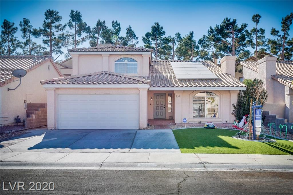 710 Rusty Spur Drive Property Photo - Henderson, NV real estate listing