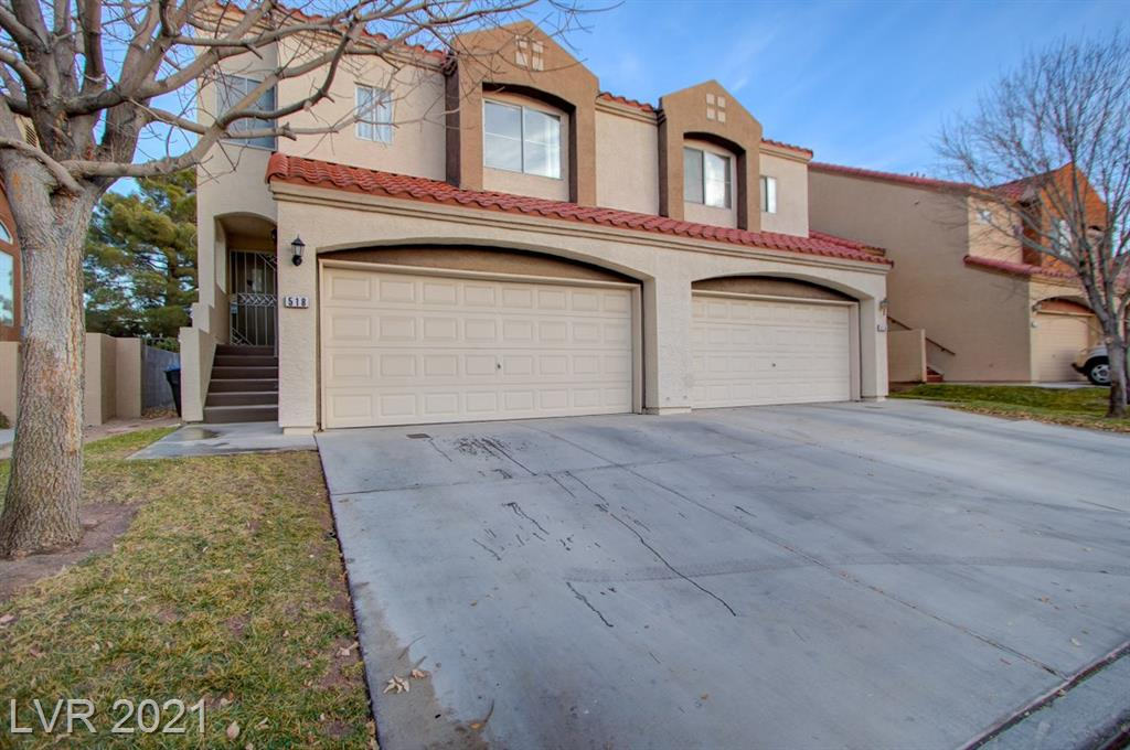 518 Brightwater Street Property Photo - Henderson, NV real estate listing