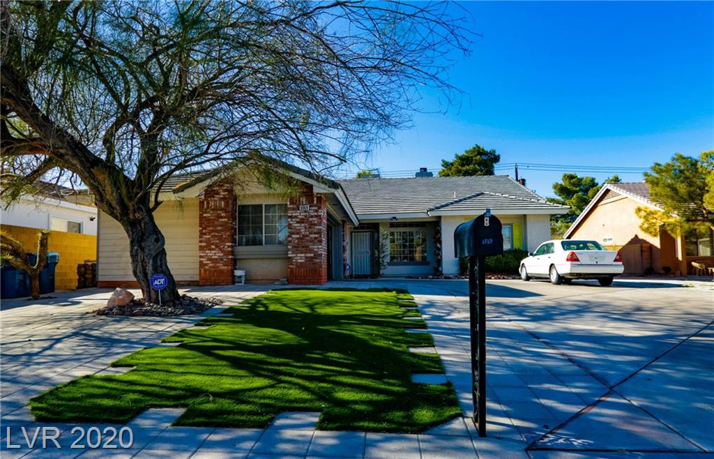 Winwood Street Property Photo - Las Vegas, NV real estate listing