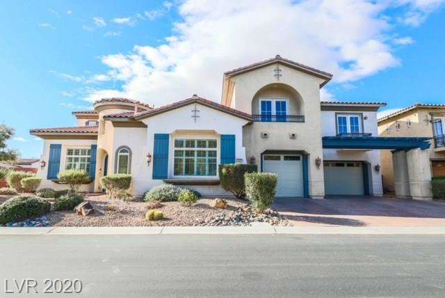10067 Emerald Pools Street Property Photo - Las Vegas, NV real estate listing