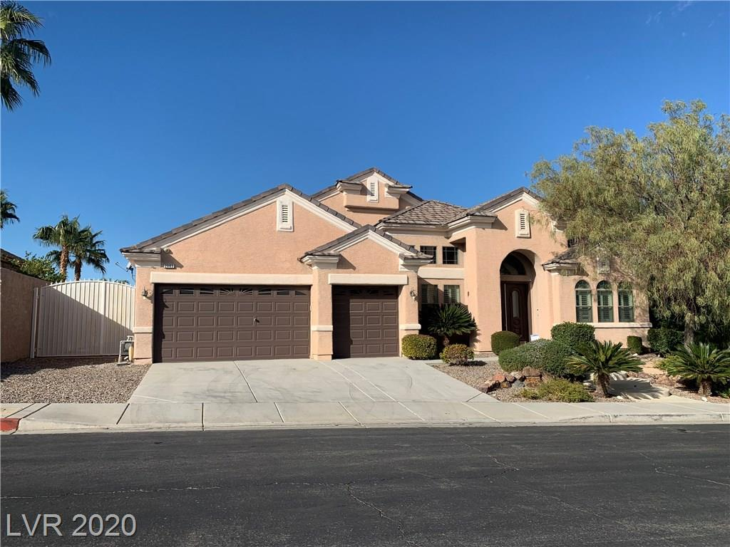 2089 Ponticello Drive Property Photo - Henderson, NV real estate listing