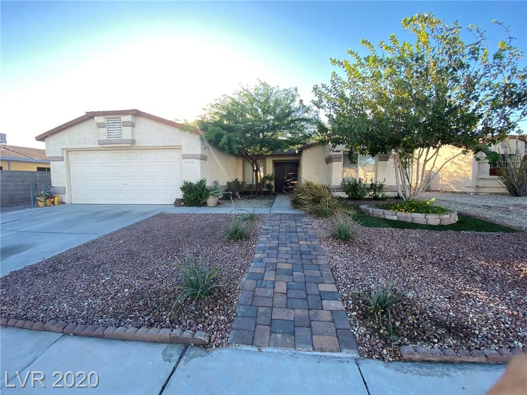 2545 Cavern Creek Street Property Photo - Las Vegas, NV real estate listing